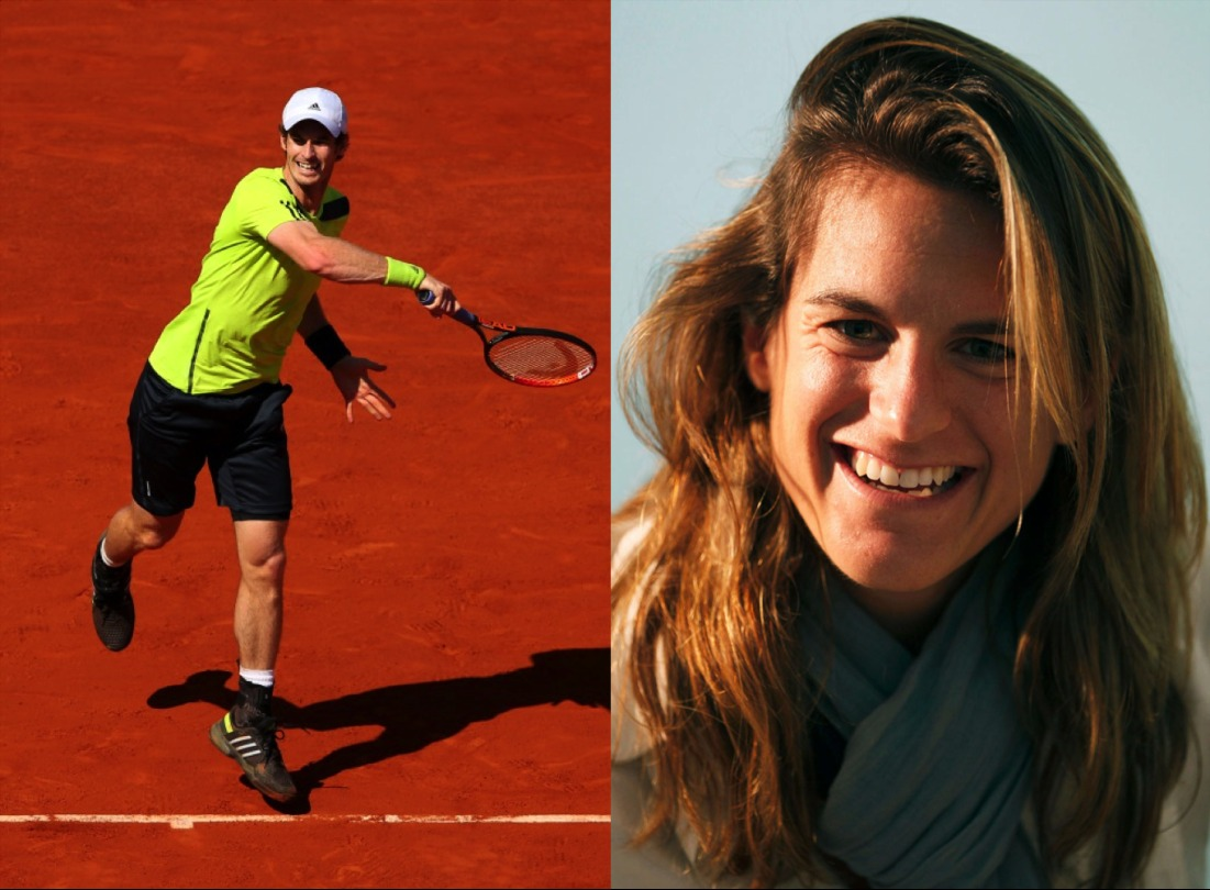 Andy appoints Amelie Mauresmo as new coach – News – Andy Murray