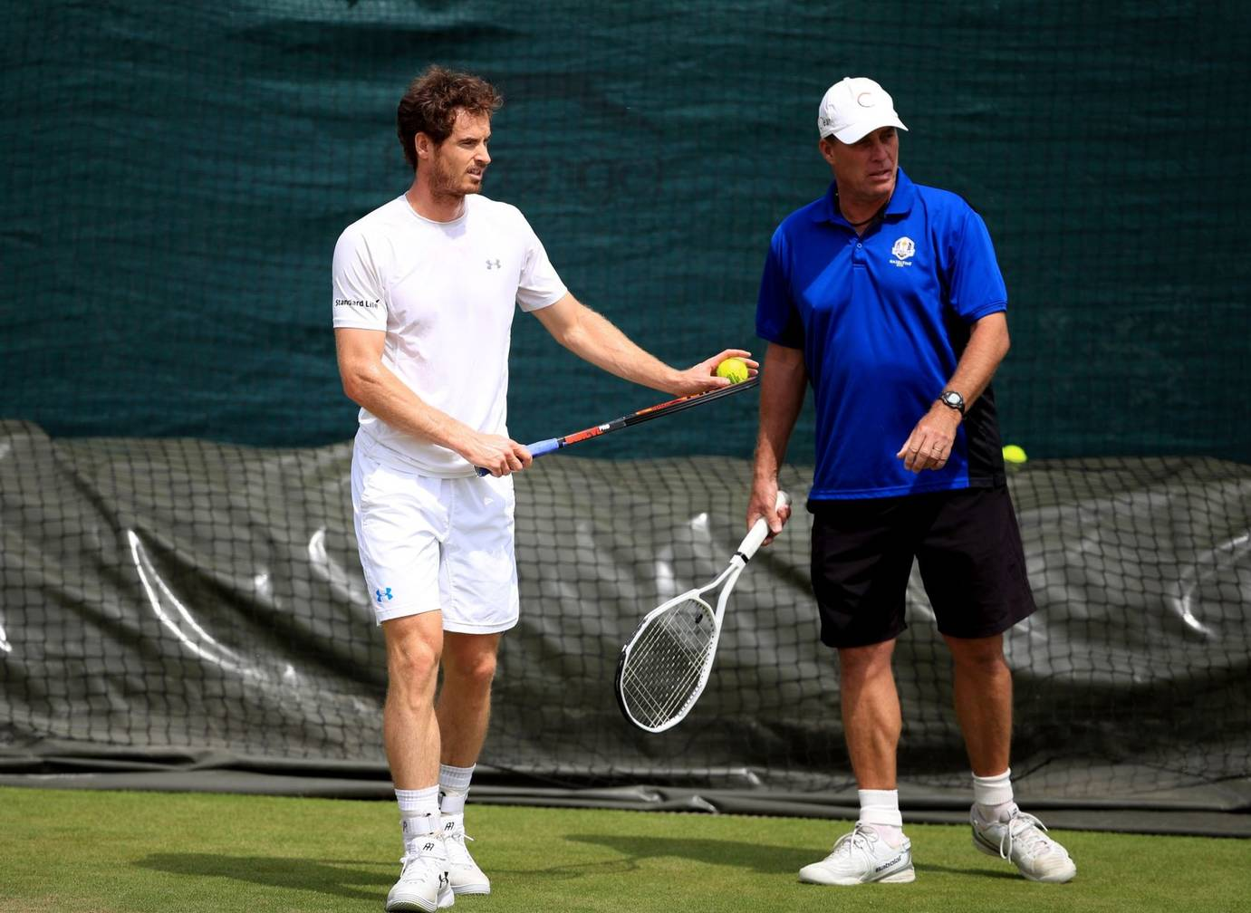 Andy and Ivan Lendl call time on Coaching Partnership – News